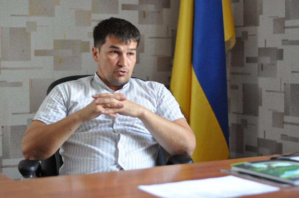Максим Голосний - один з кращих представників молоді в Українському самоврядуванні та політиці